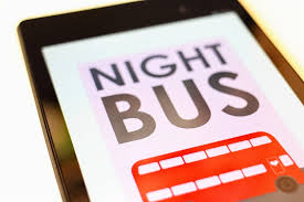 Changes to night buses will happen this month.